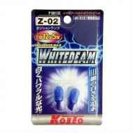 P8813Z WHITEBEAM T10 12V 5W 3900К