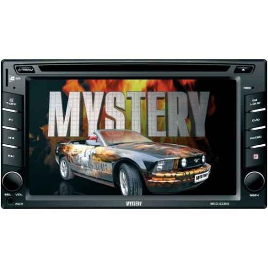 Автомагнитола 2DIN Mystery MDD-6220S
