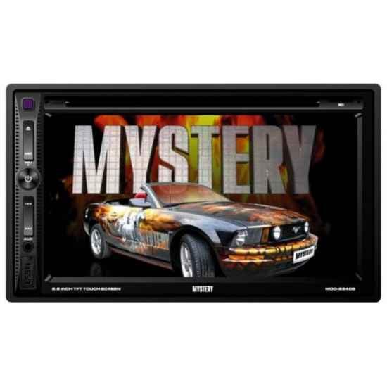 Автомагнитола 2DIN Mystery MDD-6840S