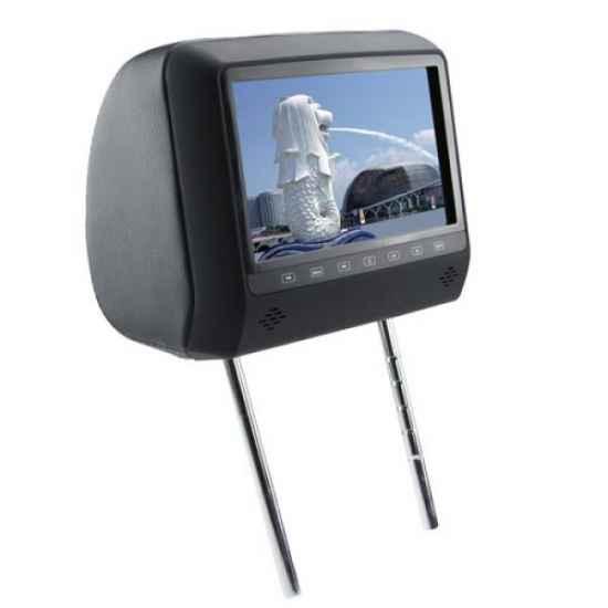 Мониторы Монитор-подголовник FarCar Z007 Black