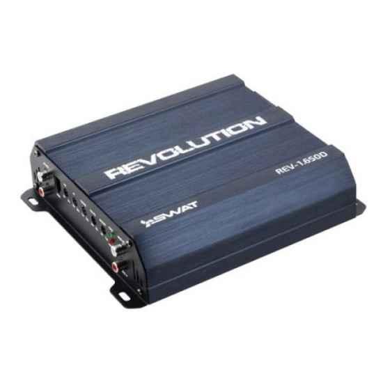 1-канальный усилитель SWAT REV-1.650D