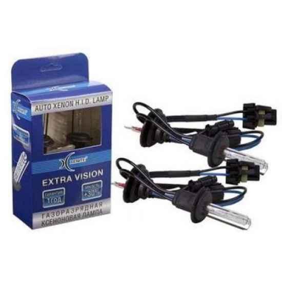 Автосвет XENITE EXTRA VISION+30% H7 4300K
