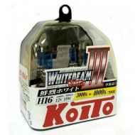 P0749W H16 WHITEBEAM 12V 55W (100W)