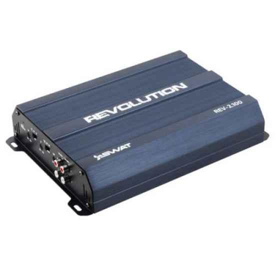 2-канальный усилитель SWAT REV-2.100