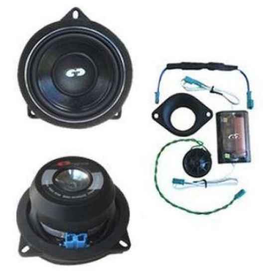 Компонентная акустика CDT BM4-Kit 3 GOLD