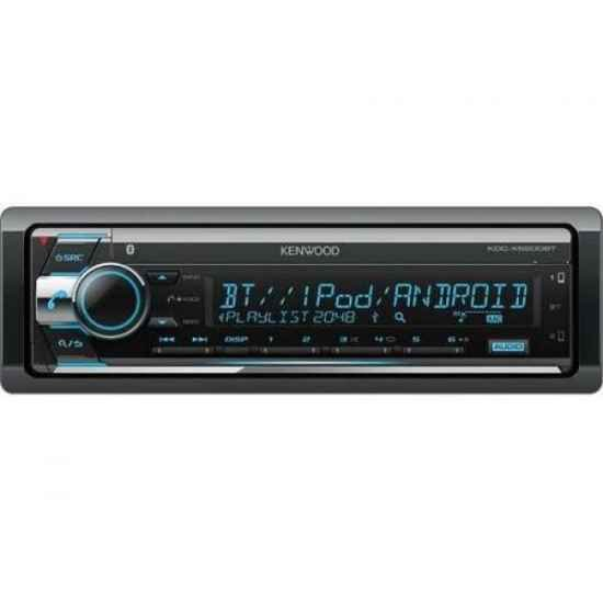 Автомагнитола 1DIN Kenwood KDC-X5200BT