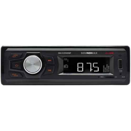 Автомагнитола 1DIN Soundmax SM-CCR3056F