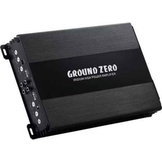 4-канальный усилитель Ground Zero GZIA 4115HPX-II