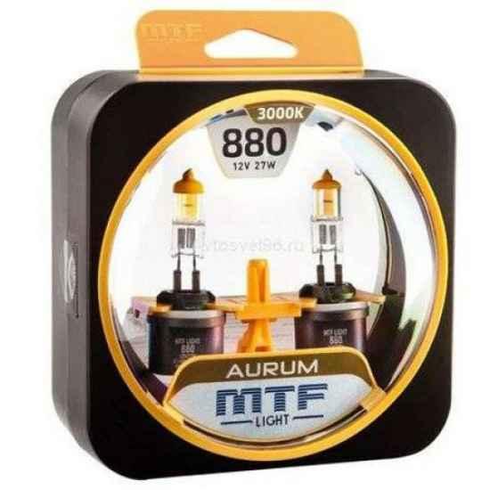 Галогеновая лампа MTF AURUM H27 12V 880 27W