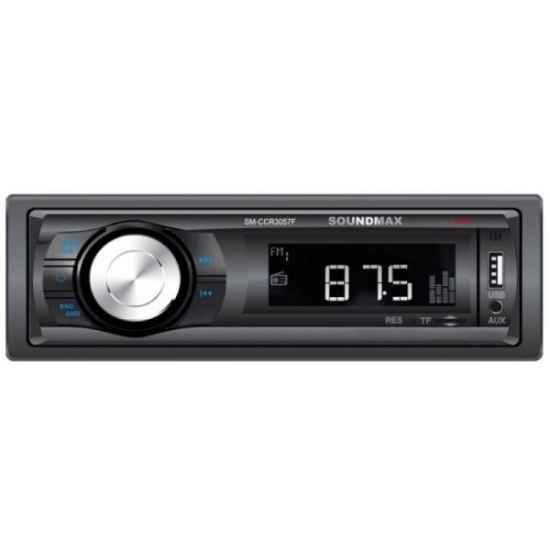 Автомагнитола 1DIN Soundmax SM-CCR3057F