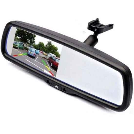 Видеорегистратор зеркало Aria CM0096 BM-01
