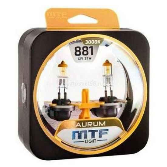 Галогеновая лампа MTF AURUM H27 12V 881 27W