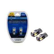 T10 W5W CANBUS CAN810 8SMD +50% 180Lm