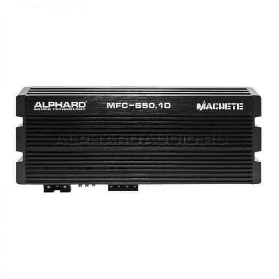 1-канальный усилитель Alphard MACHETE MFC650.1D