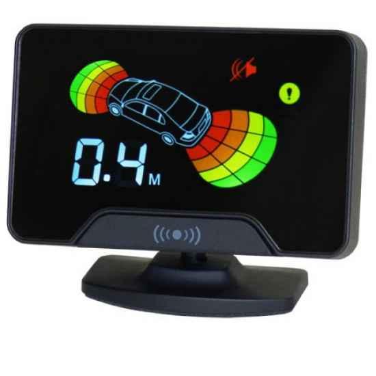 Парктроник AAALINE LCD-18 BL