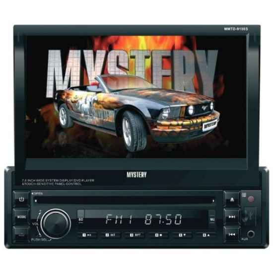 Автомагнитола 1DIN Mystery MMTD-9108S