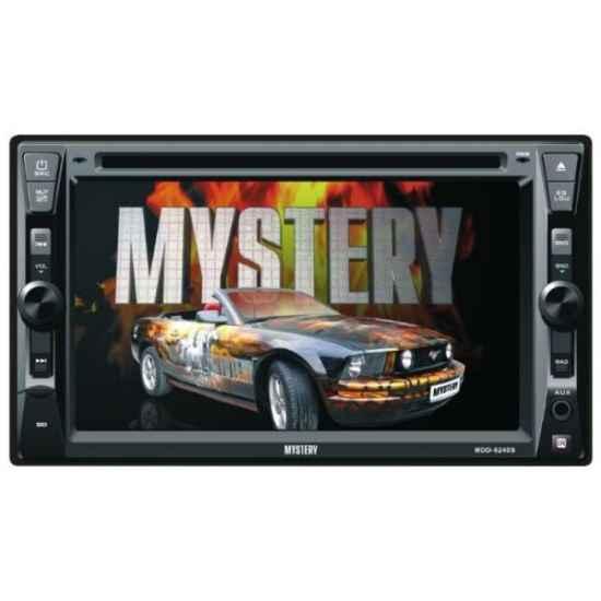 Автомагнитола 2DIN Mystery MDD-6240S
