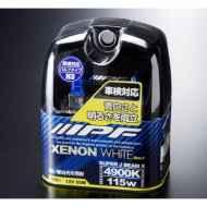 IPF XENON WHITE H3 H25 4800K