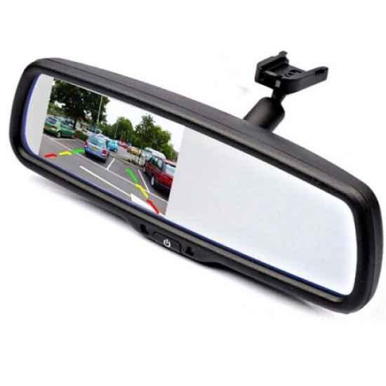 Видеорегистратор зеркало Aria CM0096 BM-03
