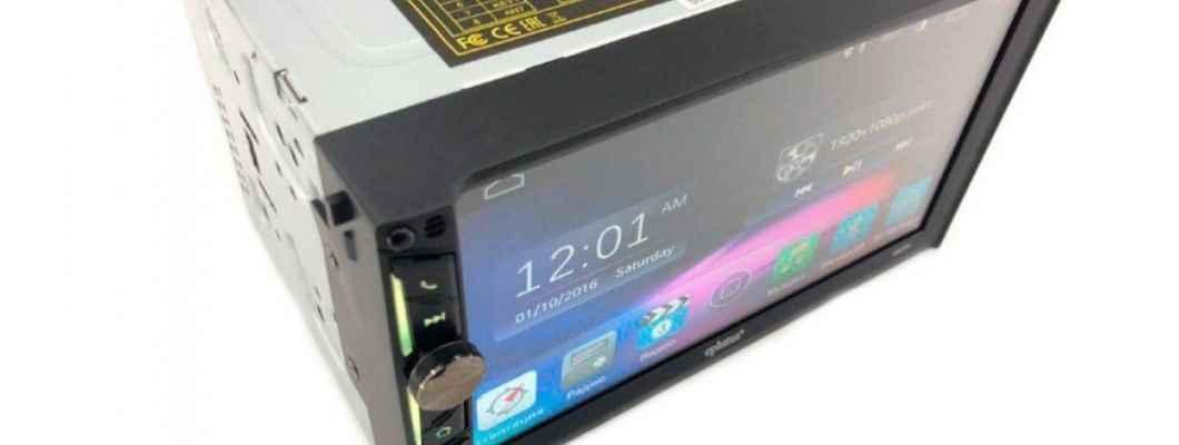 Eplutus CA731 магнитола на Android 9