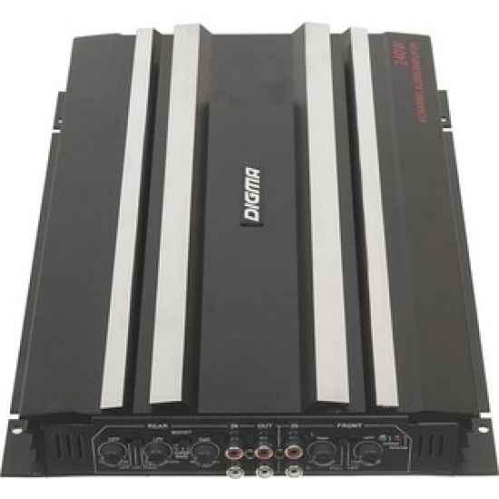 4-канальный усилитель Digma DCP-400