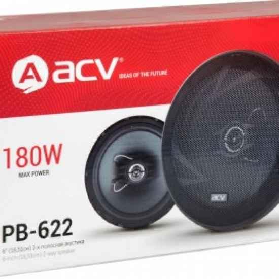 Коаксиальная акустика ACV PB-622