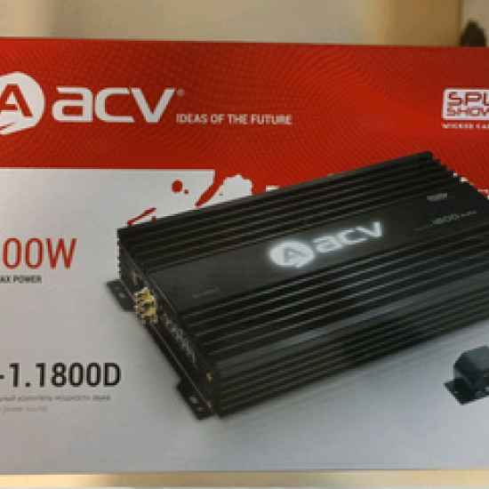 1-канальный усилитель Acv ZX-1.1800D