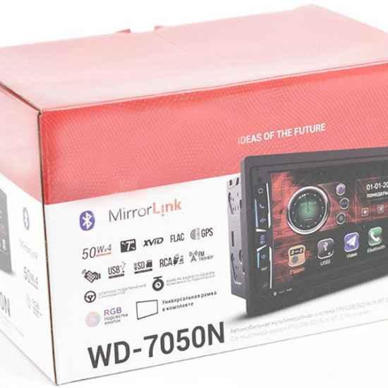 Автомагнитола 2DIN ACV WD-7050N