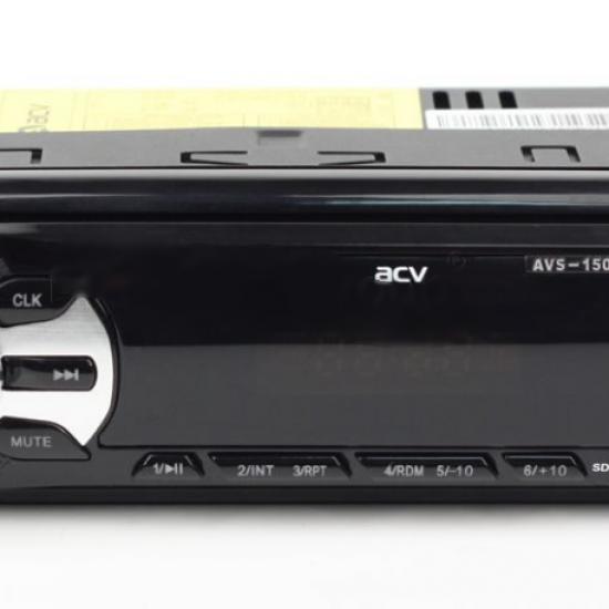 Автомагнитола 1DIN ACV AVS-1506A
