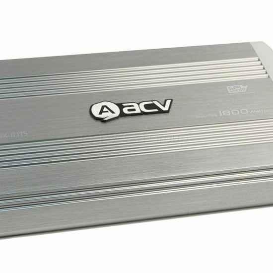 4-канальный усилитель ACV GX-4.175