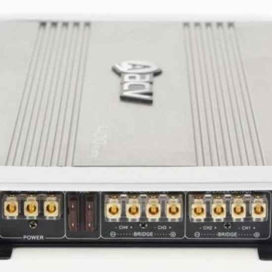 4-канальный усилитель Acv GX-4.100