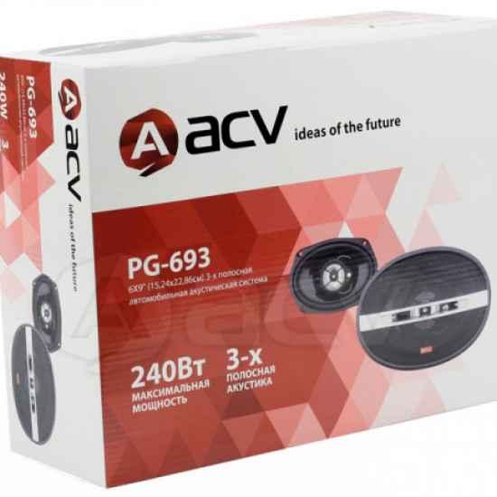 Коаксиальная акустика ACV PG-693