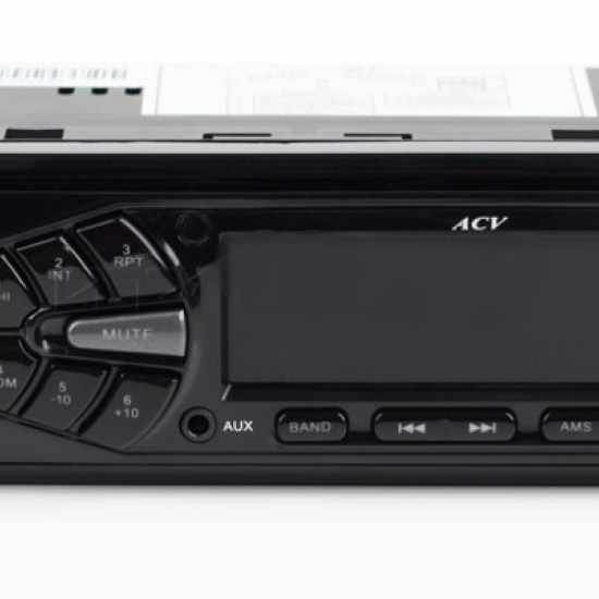 Автомагнитола 1DIN ACV AVS-1415М