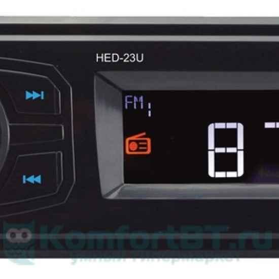 Автомагнитола 1DIN Econ HED-23U