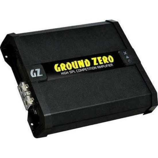 1-канальный усилитель Ground Zero GZCA 5.0K-SPL