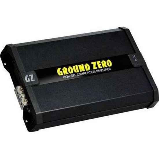 1-канальный усилитель Ground Zero GZCA 8.0K-SPL