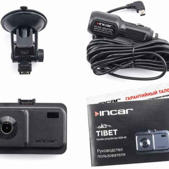 Видеорегистратор Incar SDR-40 tibet