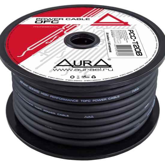 Силовые кабели, луженая медь (OFC tinned) PCC-T35B