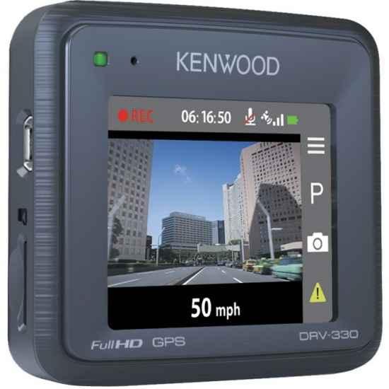 Видеорегистраторы Kenwood DRV-330