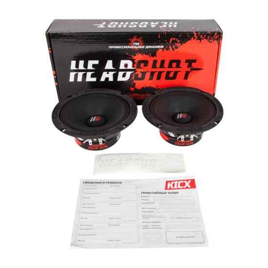 Эстрадная акустика KICX HeadShot M65