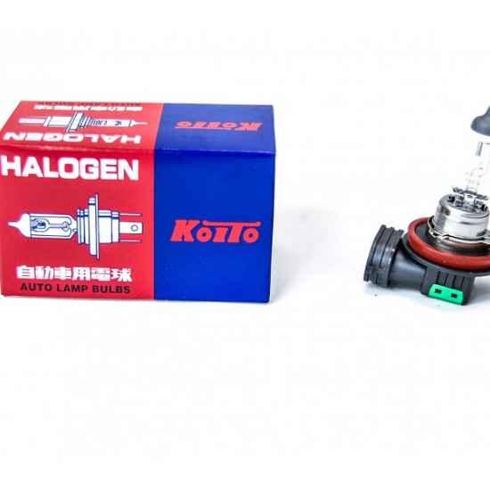 Галогенные лампы KOITO 0110K H11 12V 55W