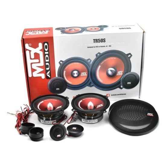 Компонентная акустика MTX TR50S