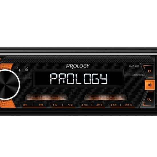 Автомагнитола 1DIN Prology CMX-230