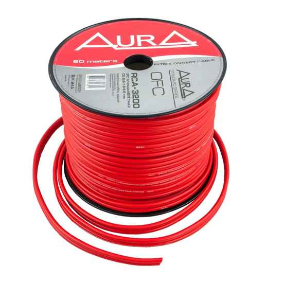 """RCA """"RED""""-series PRO RCA-3200 RED"""