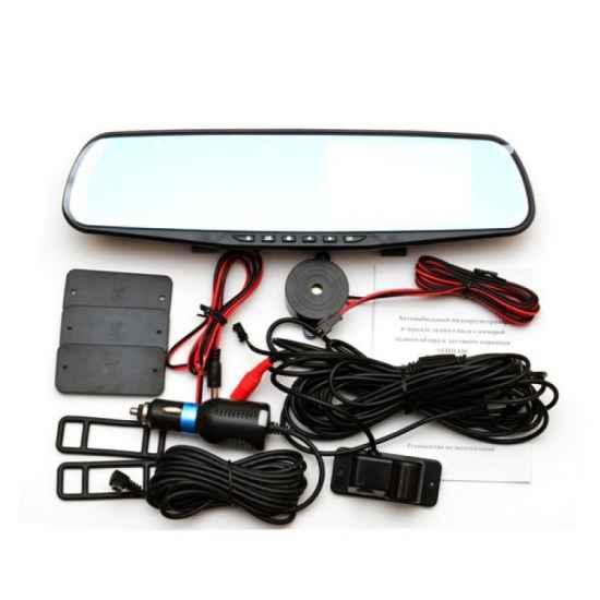 Видеорегистратор зеркало Sho-Me SFHD-600