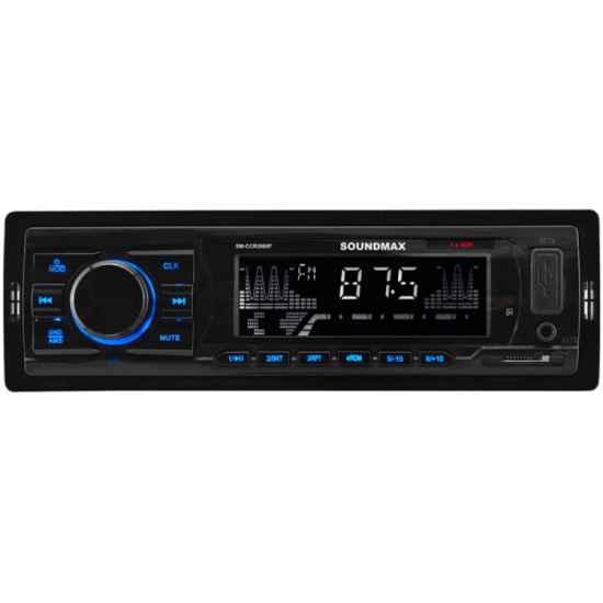 Автомагнитола 1DIN Soundmax SM-CCR3049F