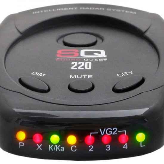 Радар-детекторы SoundQuest SQ 220
