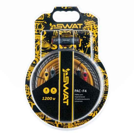 Кабель для акустики Провода SWAT PAC-F4