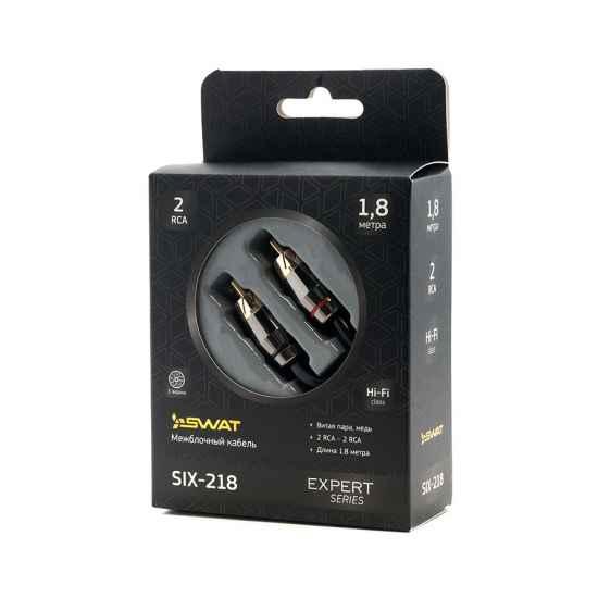 Межблочный кабель SWAT SIX-235