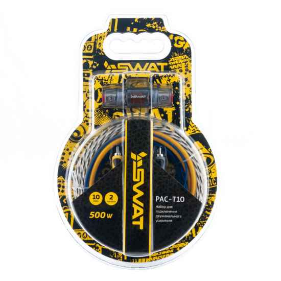 Кабель для акустики Провода SWAT PAC-T10